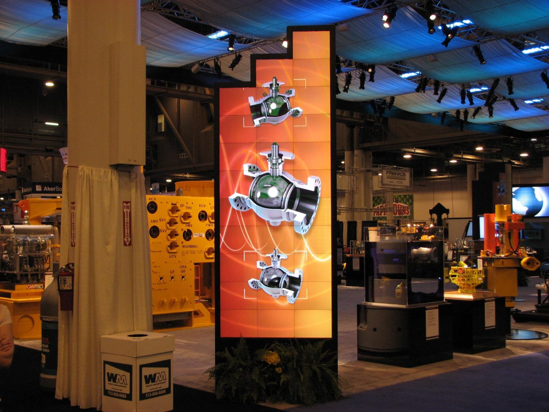 Christie Digital Creative Micro Tile Displays