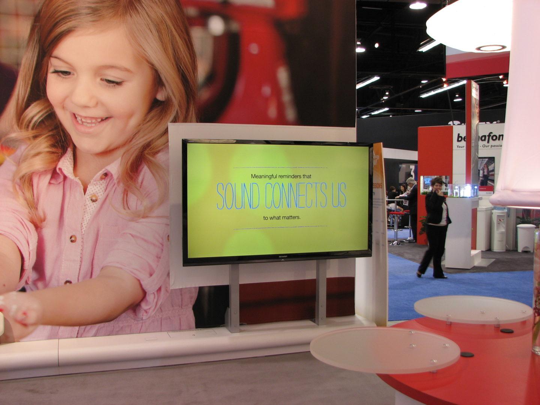 Large LCD Screens