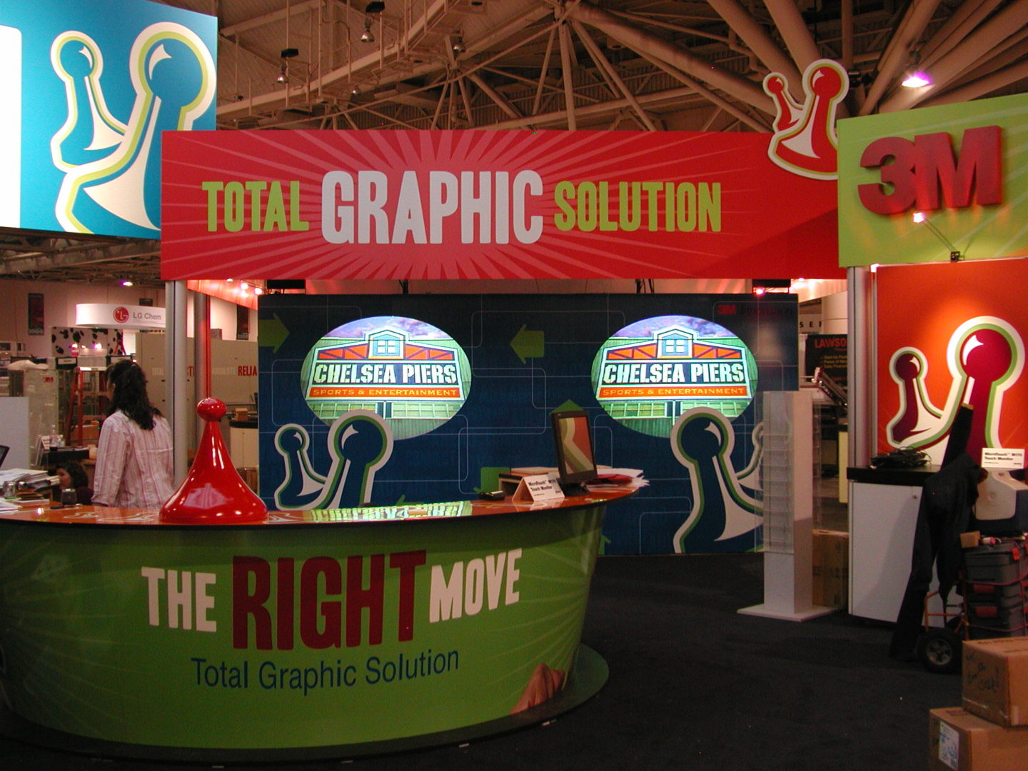 Trade Show Projection