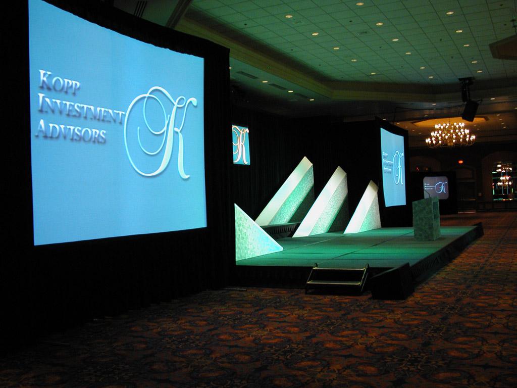Ballroom Projection